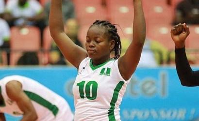 Aisha Umaru: Volleyball gave me my current job