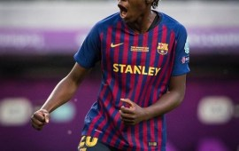 Asisat Oshoala: Nkwocha didn't know I admired her