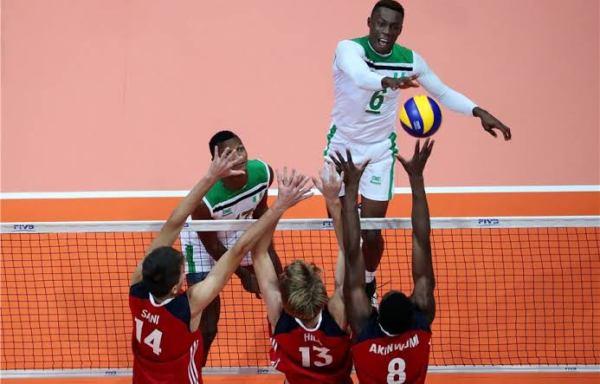Volleyball: Nigeria U19 Boys ranks number 2 in Africa