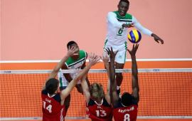 Volleyball: Nigeria U19 Boys ranks number 2 in Africa