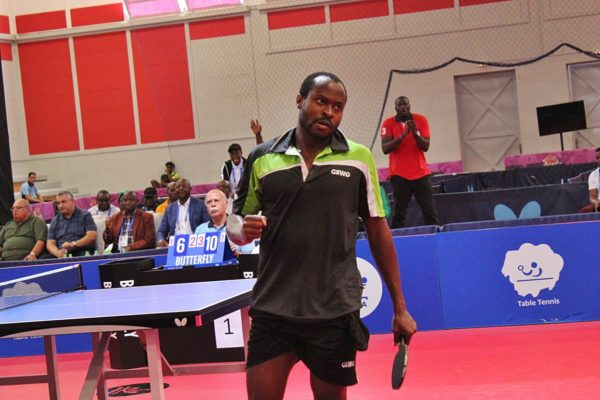 Quadri joins ITTF campaigns against COVID-19