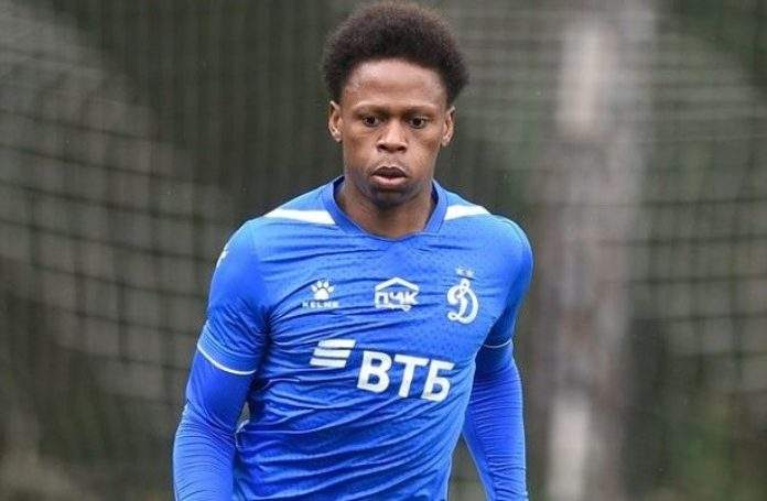 Clinton Njie tests positive for Covid-19 in Russia