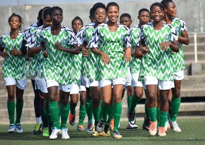 U17WWCQ: CAF announces dates for Nigeria, Ghana clash