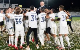 Five key players as Real Madrid clinched LaLiga title
