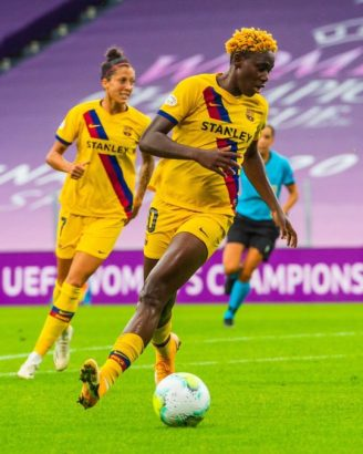 Atletico Madrid win will boost our confidence – Oshoala