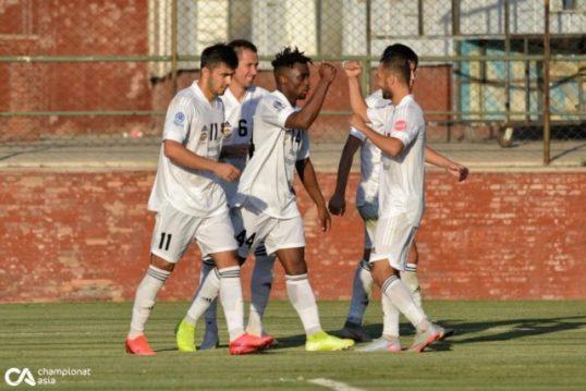 Ibrahim Gbadamosi propels Qizilqum to win on club debut