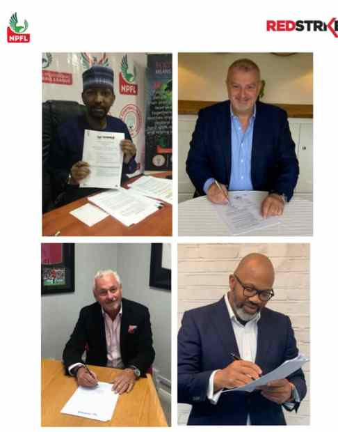 NPFL: LMC strikes TV deal with Redstrike Media