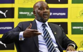 Ajayi's Al Ahly confirm Mosimane appointment