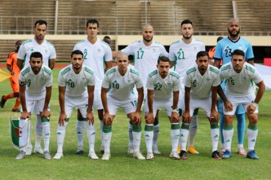 AFCON2022Q: Algeria join Senegal to book AFCON spot