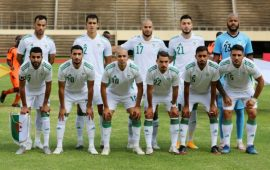 AFCON2022Q: Algeria join Senegal to book AFCON spot