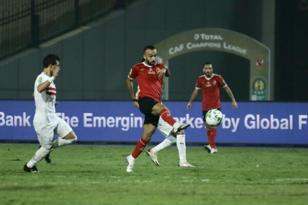 Magdy Afsha wonder strike gives Al Ahly 9th CL title
