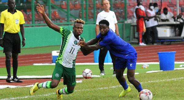 John Keister: Leone Stars now under pressure