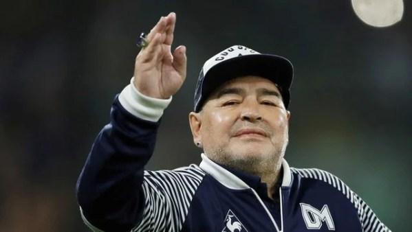 Argentina and World Football legend Diego Maradona is dead