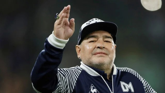 Argentina and World Football legend Diego Maradona is dead