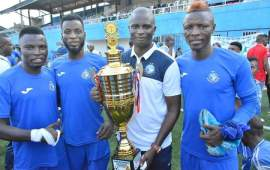 Enyimba beat Abia Warriors to win pre-season title