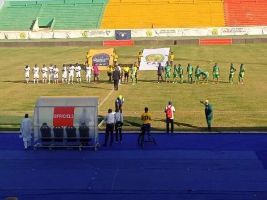 TotalCAFCC: Kano Pillars, Rivers United beaten away