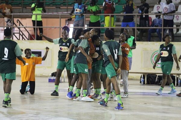Handball: Adorable Angels beat Edo Dynamos