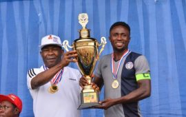 Rivers United beat Bayelsa United to win pre-season tournament