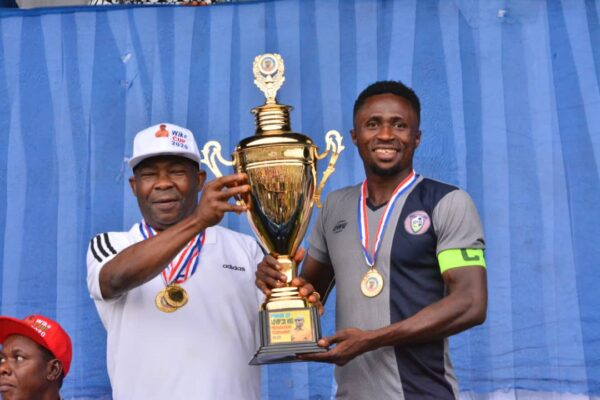 Rivers United beat Bayelsa United to win pre-season tournament