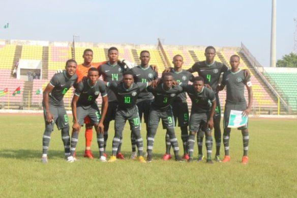 UFOA-B U20: Ladan Bosso Eagles crash to rivals Ghana