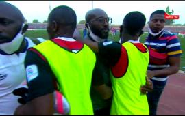 #NPFL21: Familiar faces in Makurdi as Warriors survive Lobi Stars test