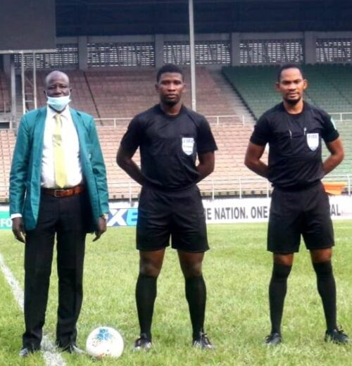 UFOAB U17: Nigerian referees in charge of opening game