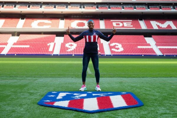 A great privilege to join Atletico Madrid Feminino – Ajibade