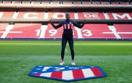 A great privilege to join Atletico Madrid Feminino – Ajibade