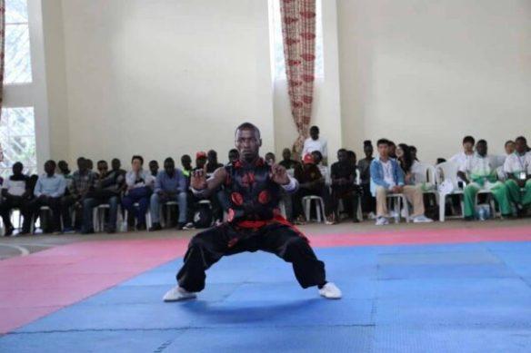Wushu-KungFu Federation died under Adekunle Adewunmi