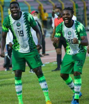 #AFCON2022Q: Paul Onuachu header seal Eagles win over Benin