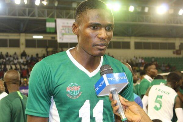FIVB U19: Abari Ajogo and his mates target quarter-final