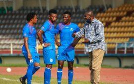 #NPFL21: Warri Wolves sack head coach Evans Ogenyi