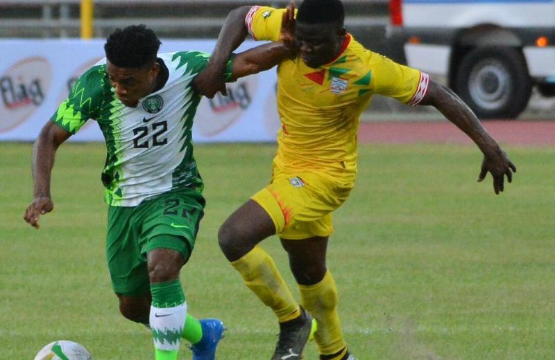 AFCON2022Q: Gernot Rohr hails Anayo Iwuala's impact
