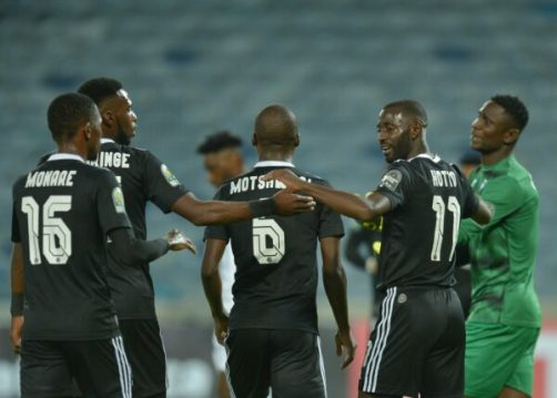TotalCAFCC: Orlando Pirates go top after Enyimba win