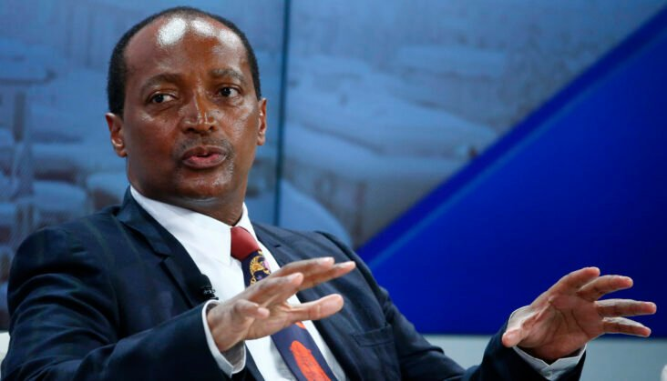 CAF Elections: Patrice Motsepe cross to bear