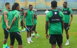 #SuperEaglesBackInLagos 2 – A review.
