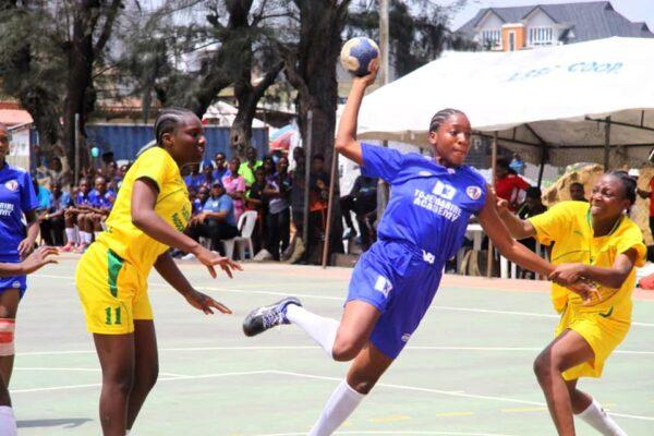 2021 Handball C'Ship: TojeMarine Academy with opening win