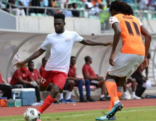 NPFL: Olawoyin relieved after full return from injury