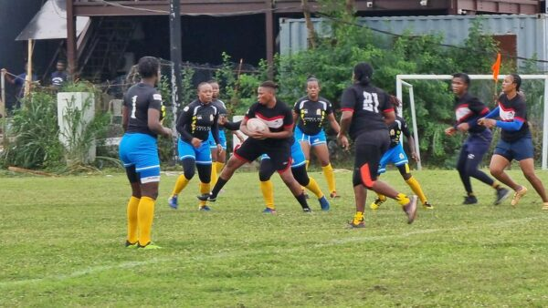 Rugby League: Haven Women Brush Off Kings Women