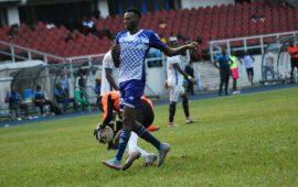 NPFL: Rivers coach Eguma hails Sunday Adetunji's impact