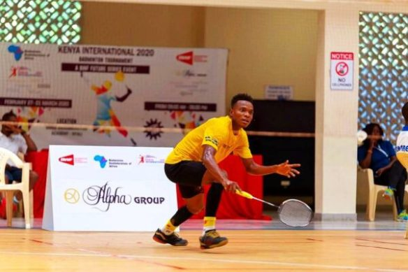 Badminton: Olofua, 2 others qualify for Tokyo Olympics