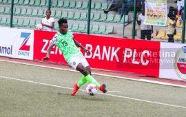 Mexico vs Nigeria: Olawoyin, 24 others called up