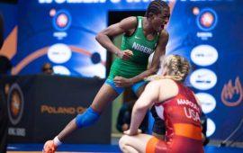 Adekuoroye wins gold medal in Poland