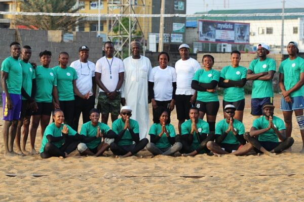 Beach V/ball: Nigeria women team to miss Tokyo Olympics