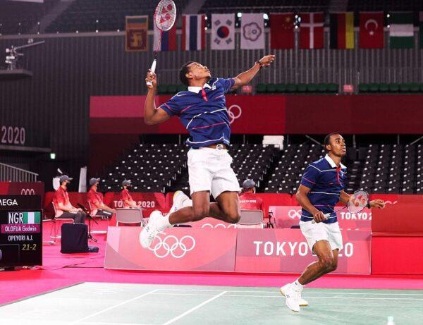 Godwin Olofua: Why we struggled at Tokyo 2020 Olympics