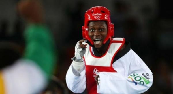 Olympics: Ivorian Ruth Gbagbi wins bronze in Taekwondo