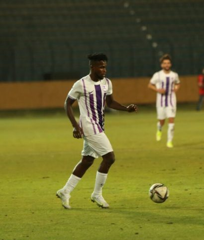 Keçiorengücü's Olawoyin delighted with winning debut