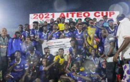 AiteoCupFinal: Bayelsa sweep Cup finals in Benin