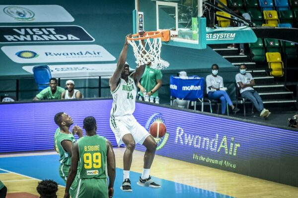 Afrobasket: D'Tigers begin campaign with Mali win