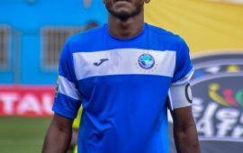 CAF reduces ban on Enyimba's Austin Oladapo